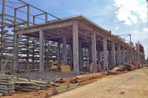 Якісне будівництво промислових монолітних будівель