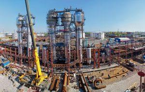 Промислове будівництво заводів