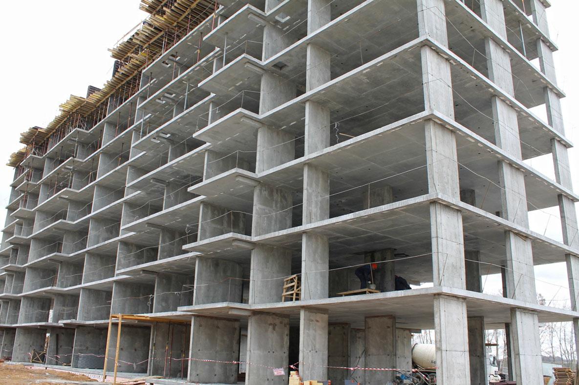 Технології монолітного будівництва
